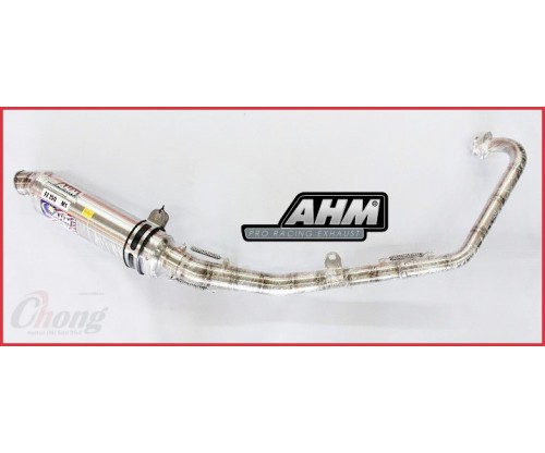 AHM - FZ150i Performance Exhaust