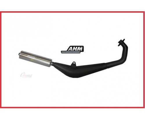 AHM - RXZ Chamber Racing Exhaust