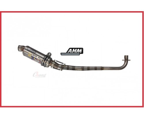 AHM - SRL115 M1 Performance Exhaust