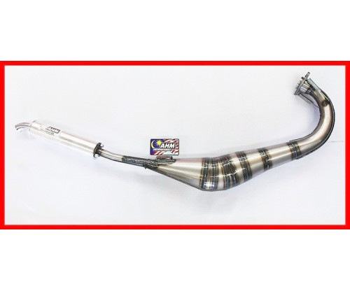 AHM - Y125z Performance Exhaust