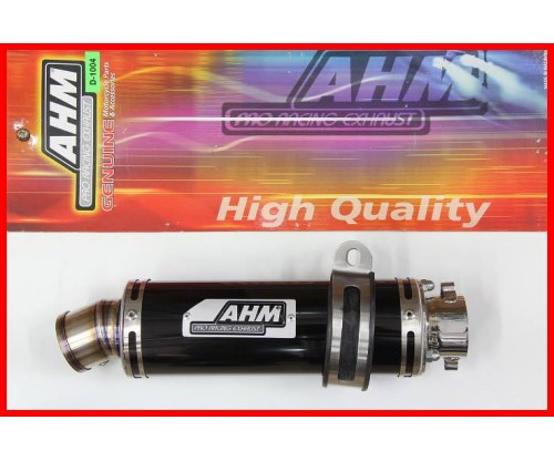 AHM - High-Performance Muffler