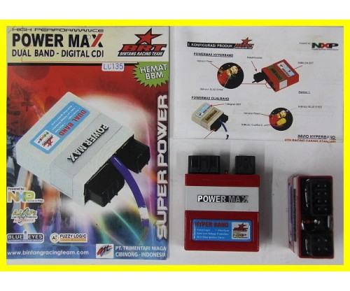 BRT - LC135 Power Max Dual-Band Race CDI