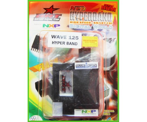 BRT - Wave125 Hyper Band Race Unit