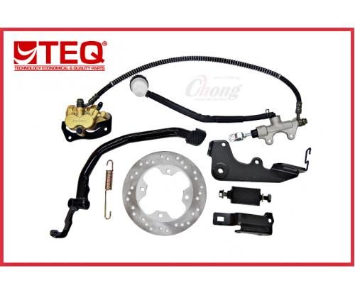 LC135 - Rear Disc Brake Set Modify (YTEQ)