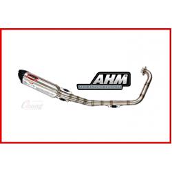 Suzuki Belang - AHM M3 Racing Exhaust
