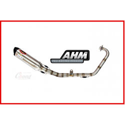 FZ150 - AHM M3 Racing Exhaust
