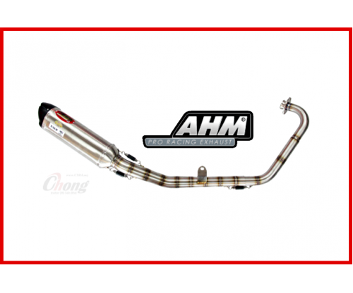 FZ150 - AHM M3 Racing Exhaust