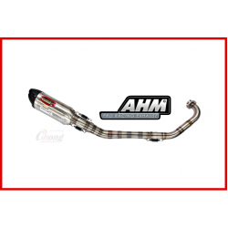 LC135 5S - AHM M3 SPR Racing Exhaust