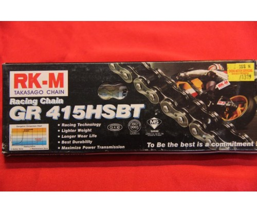 RKM - 415 Light-Weight Racing Chain