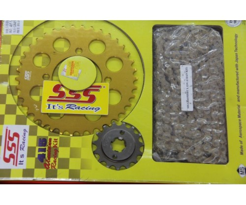 SSS - 415 Race Sprocket Set