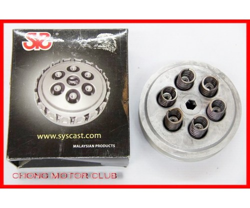 SYS Cast - LC135v5spd 6xClutch Spring Conversion