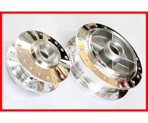SYS Cast - RXZ Polished Finish Rim Hub