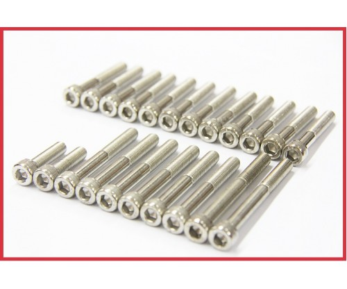 LC135 - Crankcase Cover Screw Set (CMM)