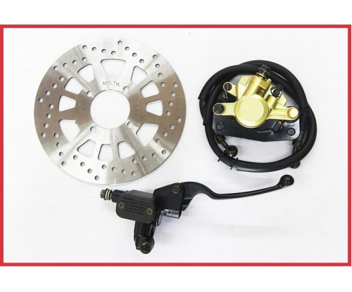 LC135 - Front Disc Brake Set (TKH)