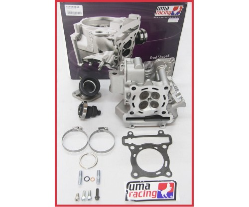 UMA Racing - LC135 Cylinder Head Set
