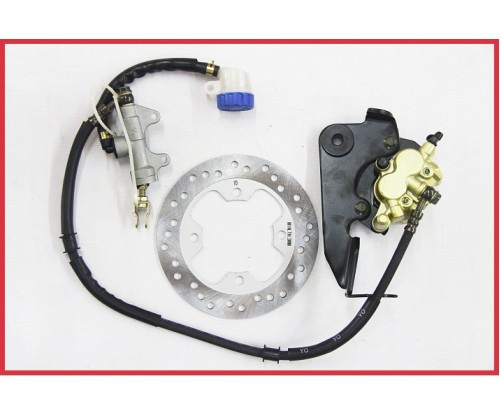 Y125Z - Rear Disc Brake Set (APIDO)