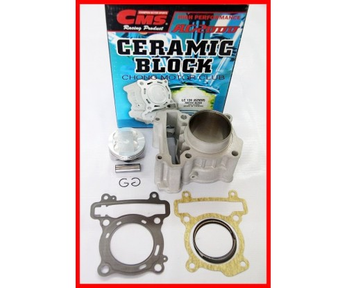 CMS - LC135 62mm Cylinder Block Kit