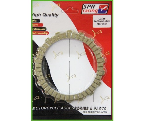 SPR - LC135 Race Clutch Shoe