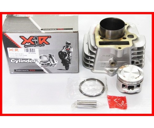 X1R - EX5 Racing Cylinder Block Kit (53mm)