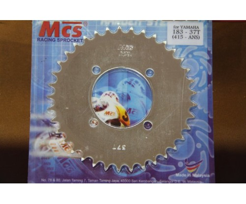 MCS - ANS415 Light-Weight Sprocket (37T)