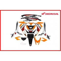 WaveDash FI - Repsol Body Cover Set Boon Siew