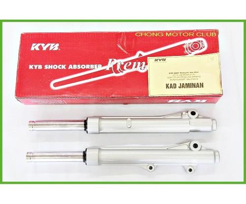 Wave125 - Fork Set (KYB)