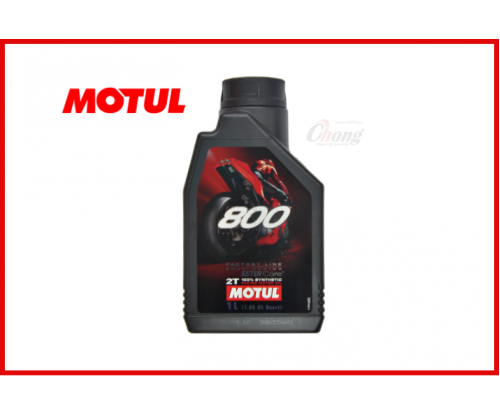 Motul - 800 2T FL Road Racing
