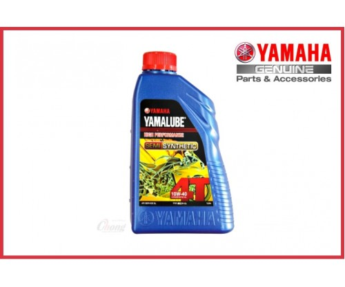 Yamalube - 4T Semi Synthetic (HLY)