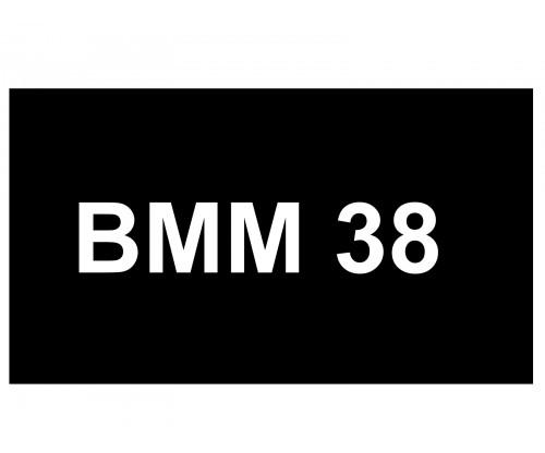 [VIP Number] - BMM 38