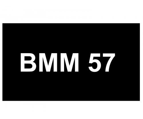 [VIP Number] - BMM 57