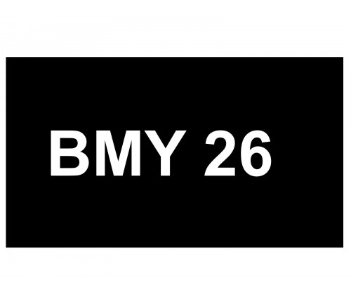 [VIP Number] - BMY 26