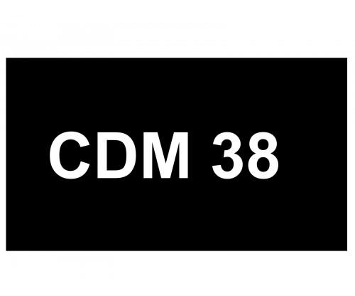 [VIP Number] - CDM 38