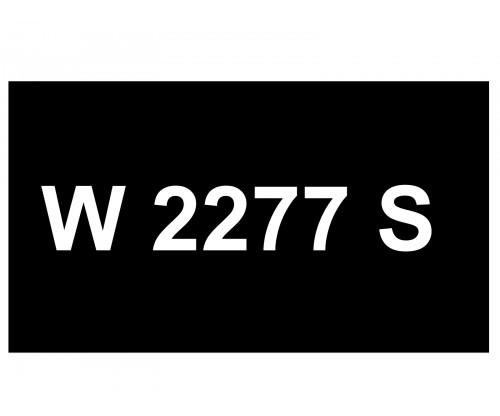 [VIP Number] - W 2277 S