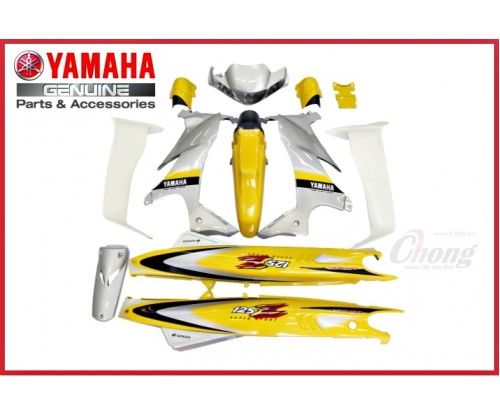 Y125Z - Body Cover Set (HLY)