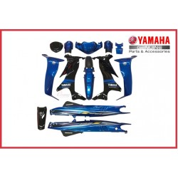Y125ZR - Body Cover Set BMC (HLY)