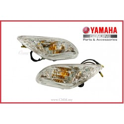 Y125ZR - Front Signal Set (HLY)