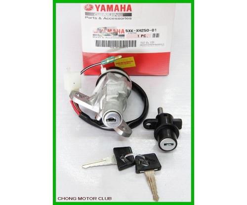 Y125z - Main Ignition Key Set (HLY)