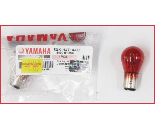 Y125z - RED Tail Lamp Bulb (HLY)