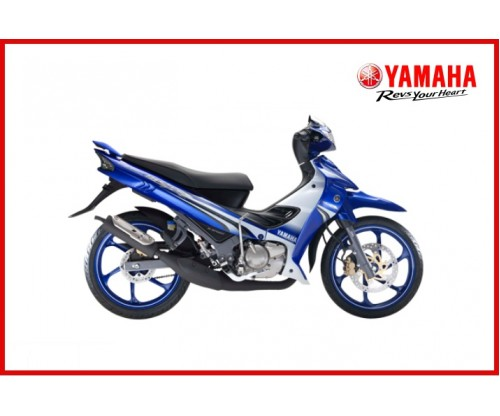 Brand New - Yamaha 125ZR