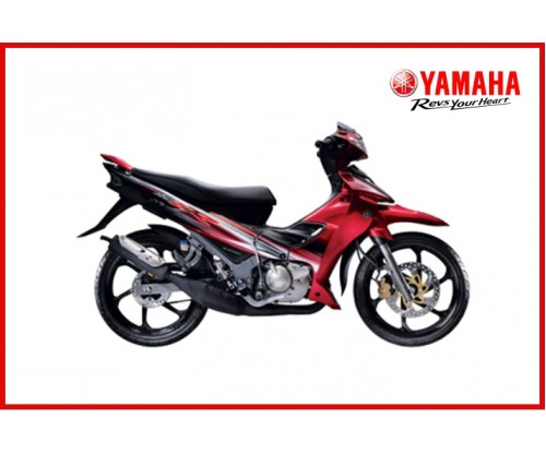 Brand New - Yamaha Y125ZR