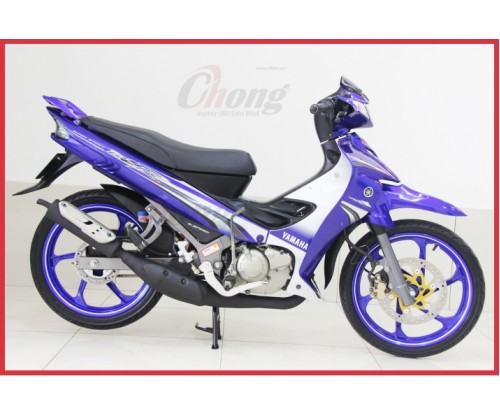 Used - Y125ZR GP Edition 2012