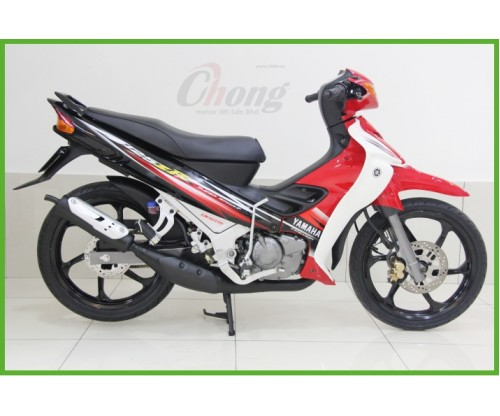 Used - Yamaha Y125Z 2002