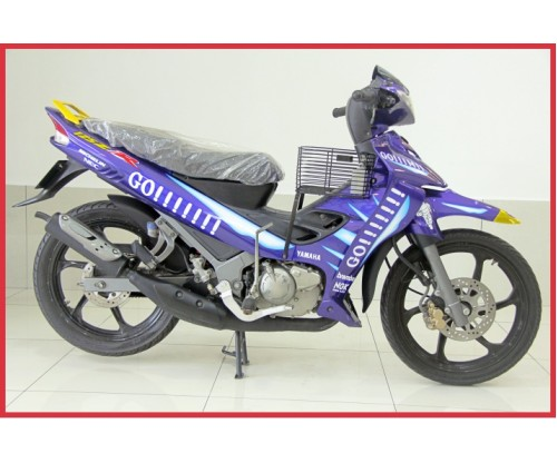 Used - Y125ZR Go Go Go 2003