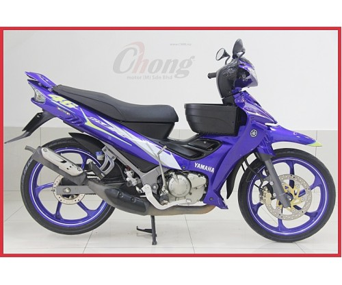Used - Yamaha Y125ZR 2012