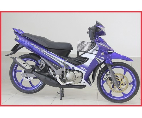 Used - Y125ZR GP Edition 2013