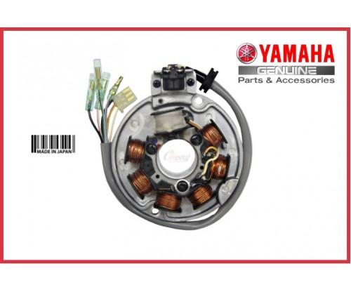 Y125ZR - Fuel Coil Set (HLY)