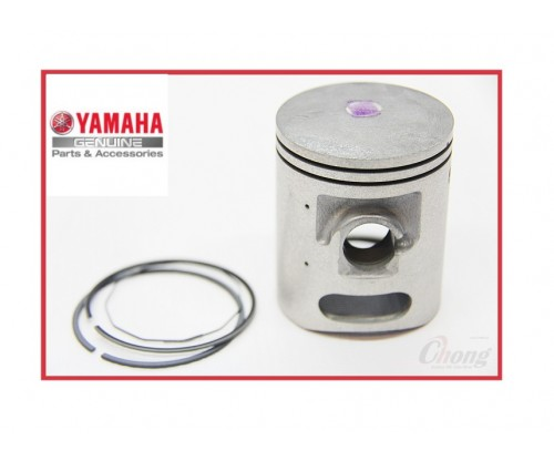 Y125z - Piston with Ring (HLY)
