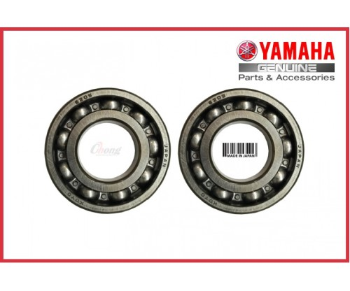 Y125ZR - Crankshaft Bearing Set (HLY)