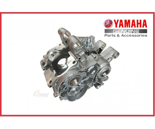 Y125ZR - Engine Crankcase Set (HLY)