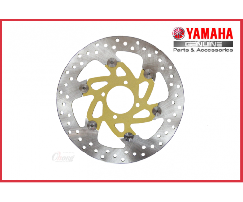 Y125ZR - Front Disc Plate (HLY)